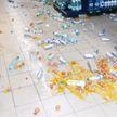 Оршанец пробрался ночью в магазин и начал всё крушить. Ущерб - BYN 6 000