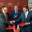 Новые удобрения «Беларуськалия» будут поставляться в Китай