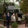 Памятник связистам-ремонтникам открыли в Осиповичах