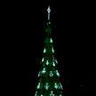 Огни на рождественской ёлке зажгли в Рио-де-Жанейро