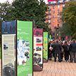 Выставка транспорта, приуроченная к Европейской неделе мобильности, открылась в Минске