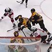 «Нью-Джерси Дэвилс» обыграл «Бостон» в матче НХЛ