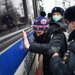 В МВД России предупредили об ответственности за провокации на незаконных акциях
