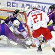 Чемпионат Беларуси по хоккею: «Юность» одержала победу над «Могилевом»