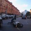Аварийный дайджест недели: сальто на мотоцикле, таран фонаря и погоня со стрельбой