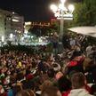 Жители Сербии вышли с протестом на улицы из-за введения комендантского часа