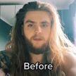 Когда «до» лучше, чем «после». Парень сбрил бороду и показал свое преображение – результат ошеломил пользователей Сети