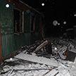 Три пенсионера погибли на пожаре в Полоцке
