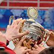 Юношеская сборная Беларуси стала победителем Высшей хоккейной лиги