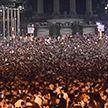 Фестиваль проводов лета в Испании перерос в митинг против антиковидных ограничений