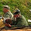 Останки 106 солдат Первой мировой войны перезахоронили в Поставском районе