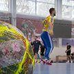 Мужская сборная Беларуси готовится к товарищеским матчам с литовцами