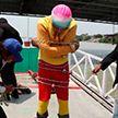 Фокусник из Индии утонул в реке во время исполнения трюка