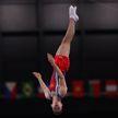 Белорус Иван Литвинович завоевал золотую медаль в прыжках на батуте на Олимпиаде в Токио