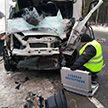 Грузовик Iveco и УАЗ лоб в лоб столкнулись в Кировском районе: один человек погиб