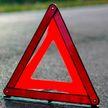 Серьёзная авария под Ивье: микроавтобус с пассажирами столкнулся с фурой