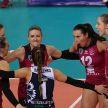 «Минчанка» сыграет в 1/4 финала волейбольного Кубка ЕКВ