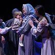 Первый инклюзивный спектакль прошел на сцене Купаловского театра