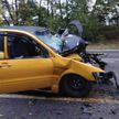Три человека погибли в ДТП в Минской области