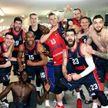 «Баскония» сыграла с «Зенитом» в Единой лиге ВТБ