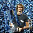 Александр Зверев стал триумфатором Итогового турнира ATP