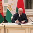 Лукашенко: Беларусь и Таджикистан закрепили качественно новый статус двусторонних отношений