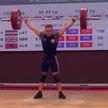 Александр Лукашенко поздравил Геннадия Лаптева с победой на чемпионате Европы по тяжёлой атлетике