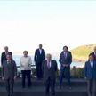 В английском Корнуолле завершился саммит G7