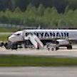 Сообщение о минировании самолета Ryanair не подтвердилось, судно готовится к вылету