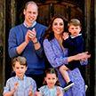 Новое семейное фото Кейт Миддлтон и принца Уильяма умилило соцсети