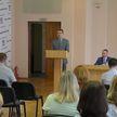 Вице-премьер Беларуси Владимир Кухарев посетил предприятие «Гомельпромстрой»
