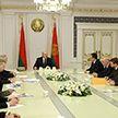 Лукашенко: следующий этап борьбы с пандемией – массовая вакцинация населения