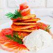 Драники с красной рыбой и творожным сыром. Изысканный пошаговый рецепт от телеведущей Екатерины Тишкевич