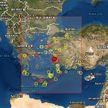 Из-за землетрясения в Эгейском море разрушены несколько жилых домов