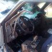 Припаркованный автомобиль загорелся из-за короткого замыкания в Витебске