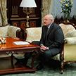 Александр Лукашенко встретился с экс-президентом Литвы Роландасом Паксасом
