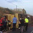 Автобус с туристами попал в ДТП в Турции, есть жертвы