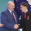 Журналисты ОНТ удостоены госнаград и благодарностей Президента