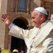 Папа Римский поздравил православных верующих с Пасхой