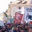 Антиковидные протесты снова проходят в странах Запада