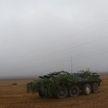 Под Гродно завершилось комплексное учение Вооруженных Сил Беларуси