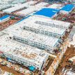 В Китае за пять дней построили больницу на 1,5 тысячи палат для заразившихся коронавирусом