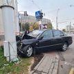 Lexus сбил двух пешеходов в Минске: один из них погиб