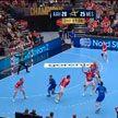 Гандбольный клуб «Мешков Брест» уступил датскому «Ольборгу» в матче Лиги чемпионов