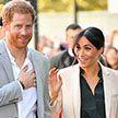 Принц Гарри и Меган Маркл впервые вместе побывали в своём герцогстве