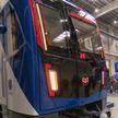Быстрый, комфортный, энергоэффективный: новый швейцарский поезд презентовали для минского метро
