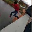 Полёт ненормальный. Житель Полоцка прыгнул в реку с автомобильного моста
