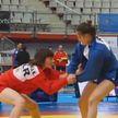 Белорусские самбисты завоевали три медали в первый день чемпионата Европы в Испании