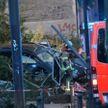 Porsche насмерть сбил четырёх пешеходов на тротуаре в Берлине