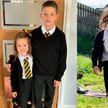 Фотофакт: внешний вид британской школьницы после первого учебного дня поверг в шок её мать